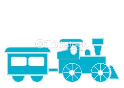 494x350 Railroad Track Clipart