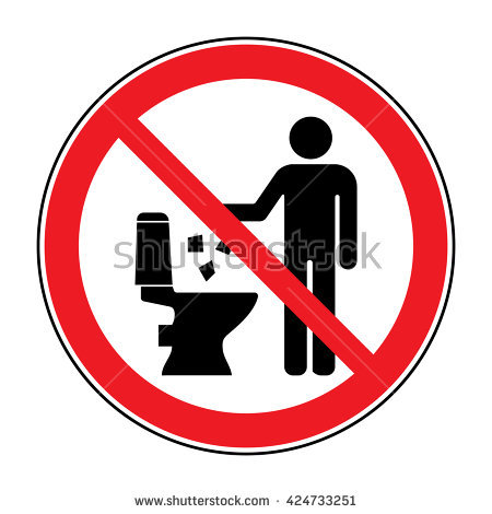 450x470 Trash Clipart Do Not