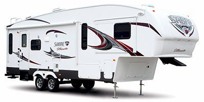 400x200 2012 Palomino Sabre Silhouette Fifth Wheel Series M 281rlds Prices