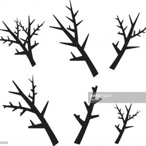 Tree Branch Silhouette Clip Art At Getdrawings Com Free For