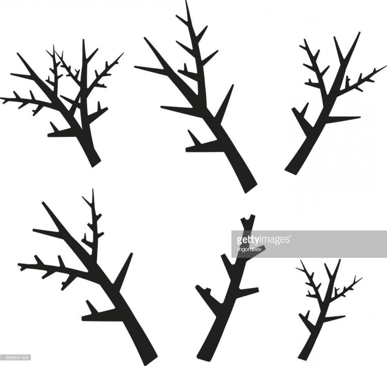 1228x1161 Silhouette Vector Tree Branch Art Shopatcloth