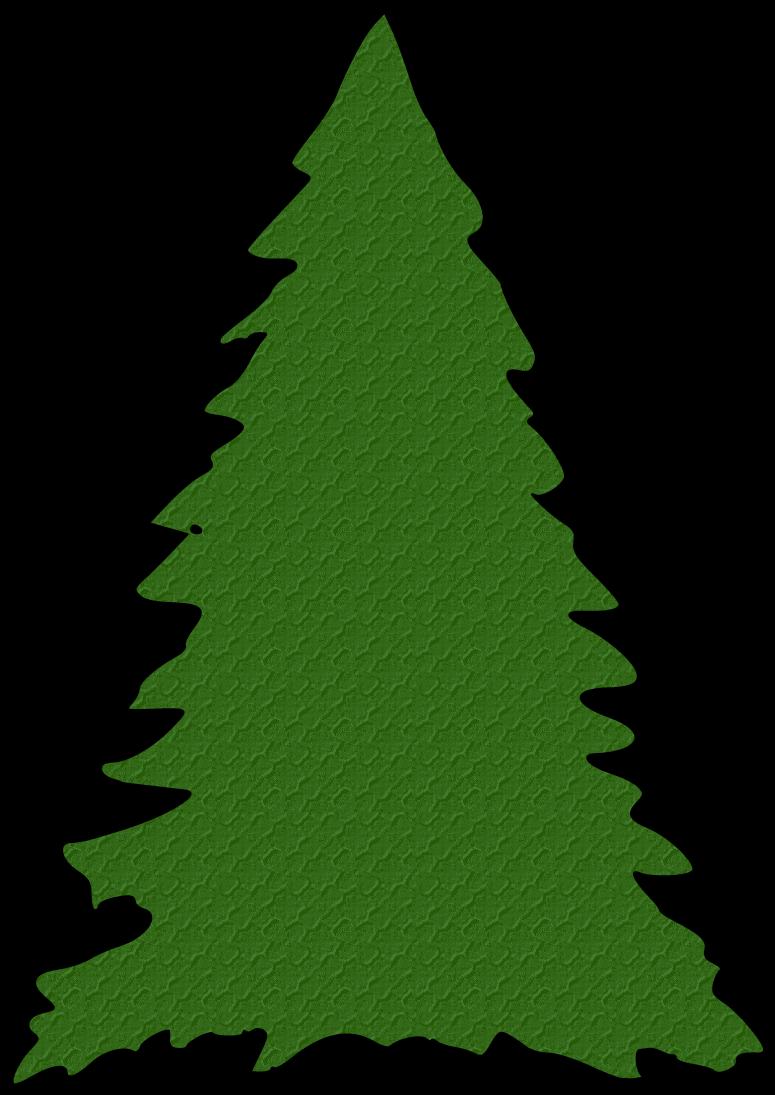 775x1095 Clip Art Christmas Tree Silhouette Clip Art