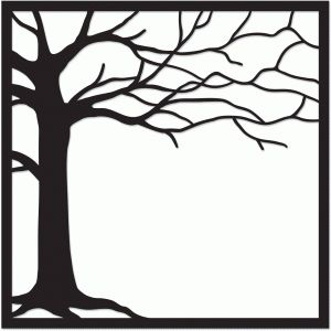 300x300 488 Best Silhouettes Tree Silhouettes Images