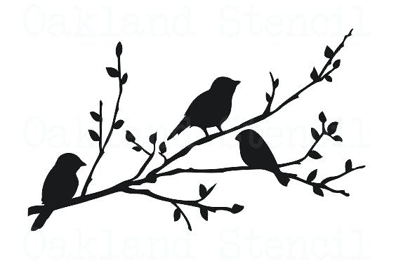 564x372 Branch Silhouette Tree Branch Silhouette Png