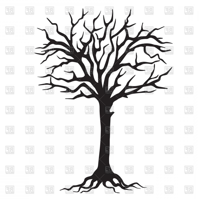 1440x1440 Tree Silhouette Vector Clip Art Createmepink