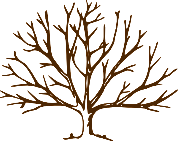 600x477 Branch Clipart Tree Branch Silhouette