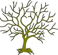 236x224 Family Tree Svg,eps Png Dxf,digital Download Files For Silhouette