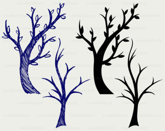 340x270 Trees Svgtree Cliparttrees Svgtrees Silhouettetree Cricut