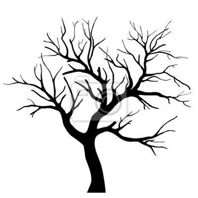 400x400 Tree Silhouettes Sticker We Live To Change Tree