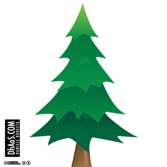 340x340 Free Vector Art Tree Silhouette 123freevectors