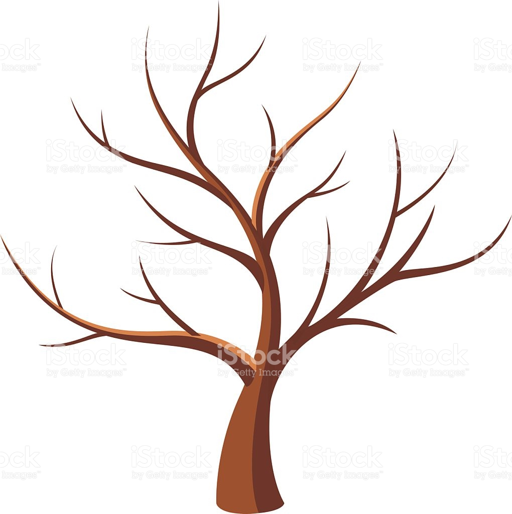 Tree Silhouette Vector Free