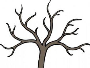 310x233 Dead Tree Vector Free Vectors Ui Download