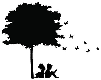 Tree Silhouette Wall Sticker