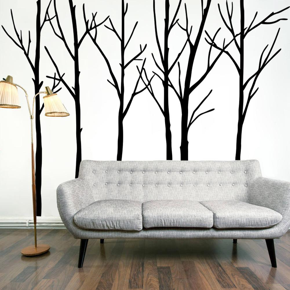 1001x1001 Gorgeous 10+ Tree Wall Art Stickers Decorating Design Of Best 20+