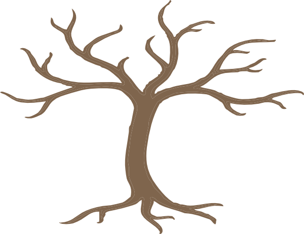 600x462 F287fe5973bb31b21ff5cca600397b13 Dark Tree Trunk Clip Art Tree