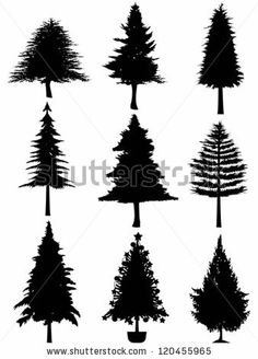 236x328 Tree Silhouettes Art Tree Silhouette, Tattoo