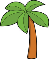 162x195 Vibrant Ideas Clipart Palm Tree Princess Coloring Pages Trees