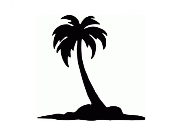 599x449 Palm Tree Cliparts