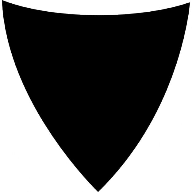 626x626 Triangular Shaped Shield Icons Free Download