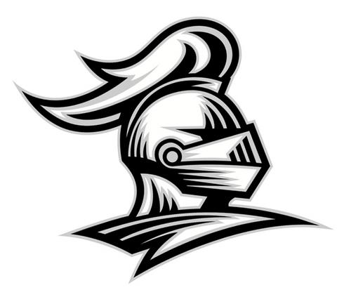 500x423 Knight Head Trojan Mascot Rhinestone Transfer By Gettshirty