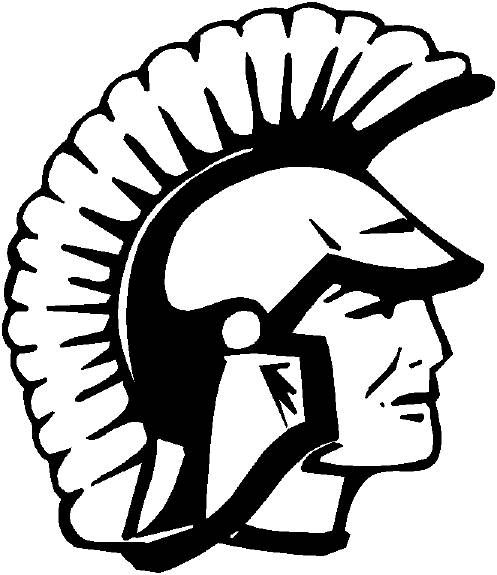 trojan head silhouette at getdrawings com free for personal use rh getdrawings com Douglass Trojan Head Clip Art Trojan Head Coloring Pages