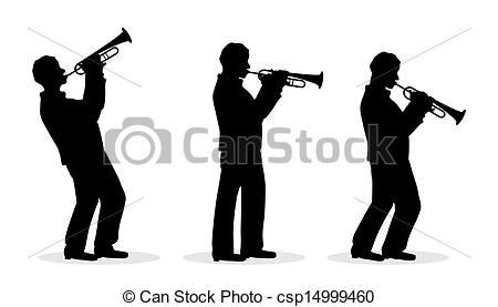 450x277 Trumpeter Player Clipart Vector And Illustration. 929 Trumpeter