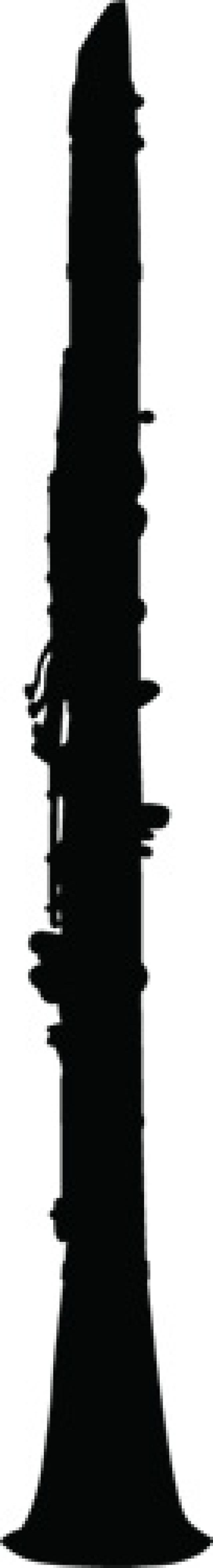 640x4706 Trombone Silhouette