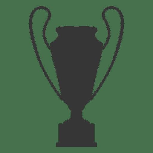 Trophy Silhouette