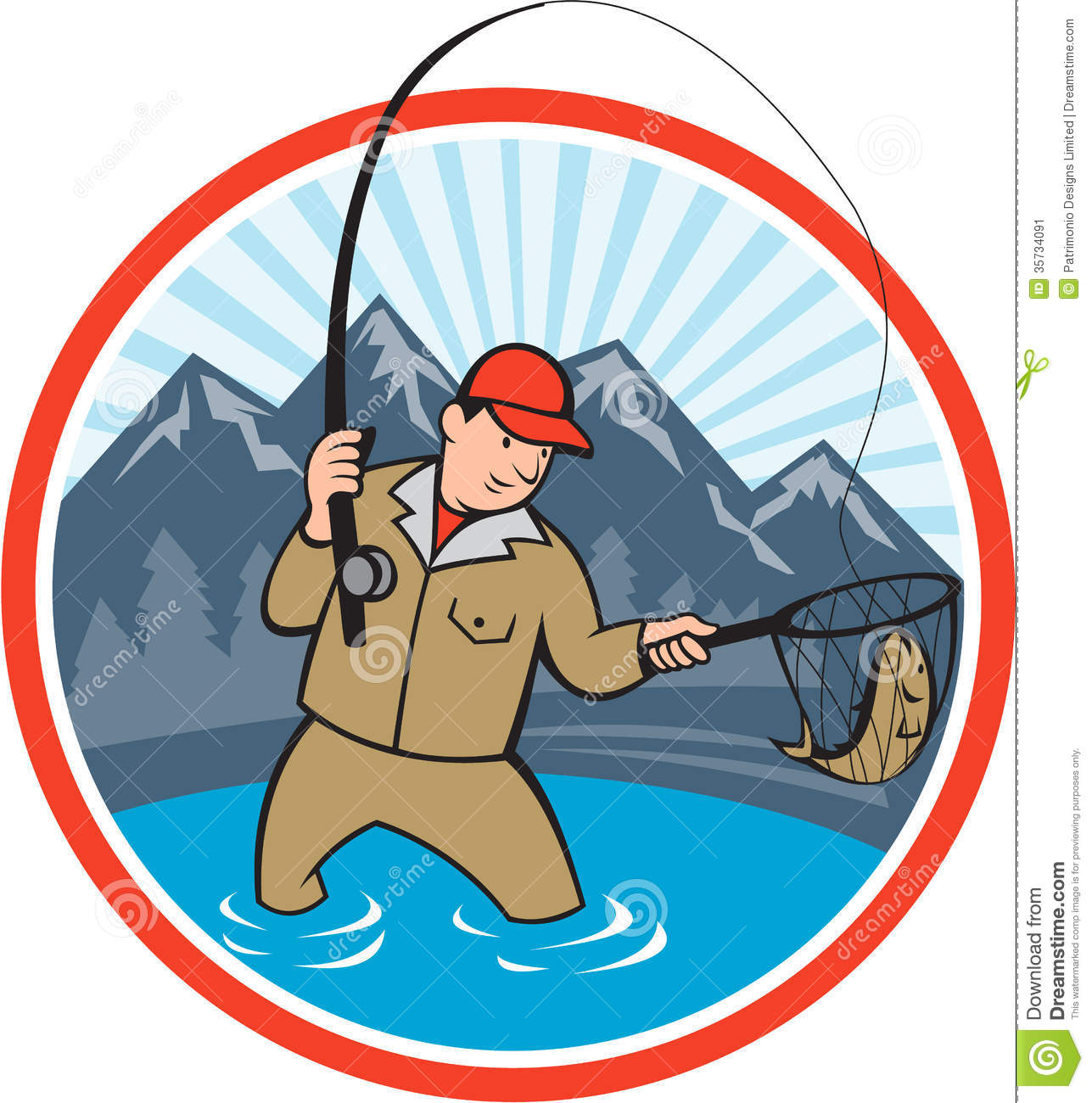 1287x1300 Trout Clipart Animated