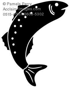 239x300 Fishing Clipart Silhouette