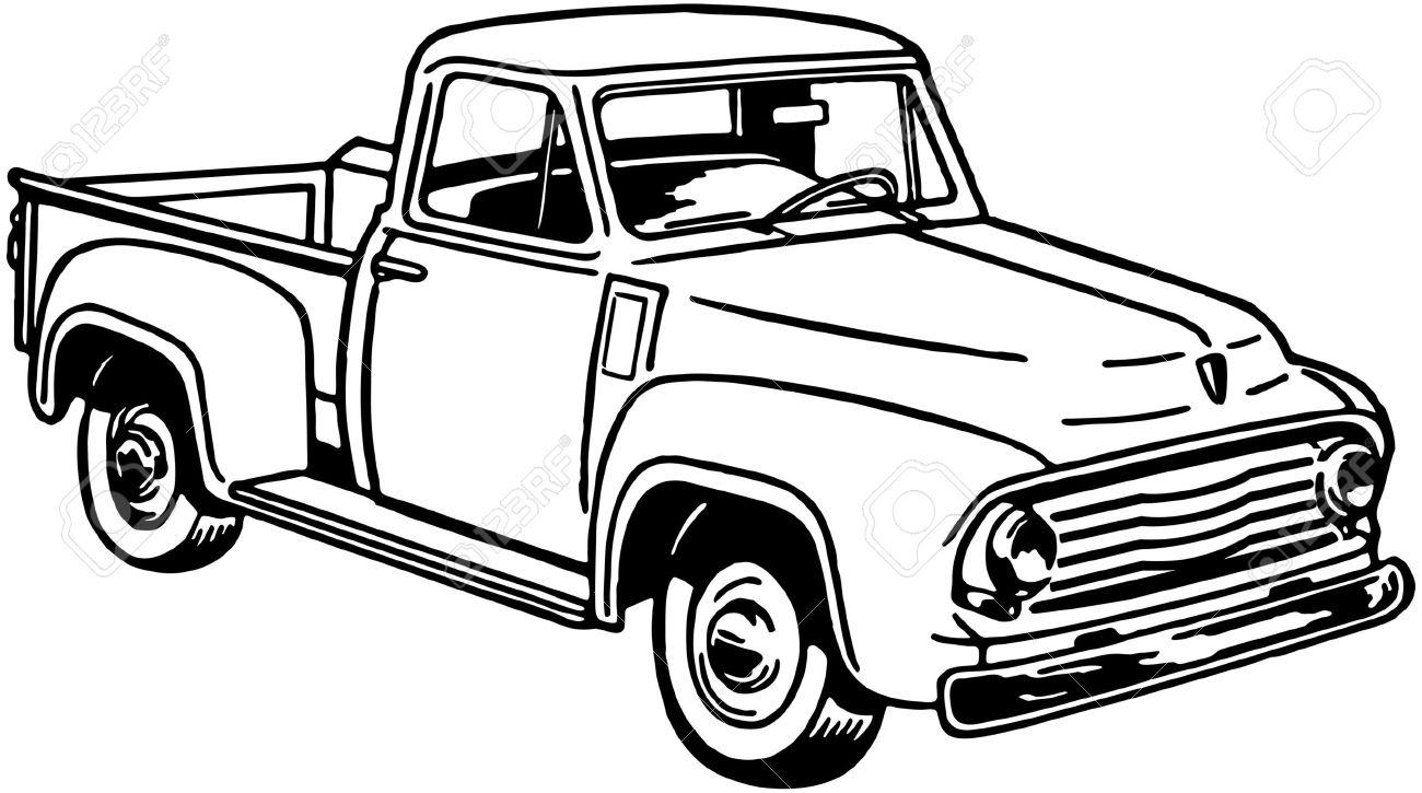 1300x725 Chevrolet Clipart Classic Truck 3151317