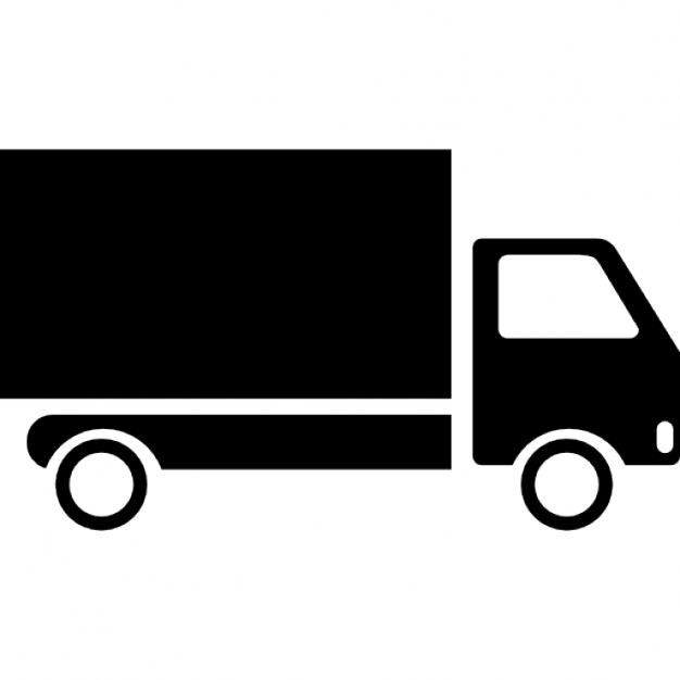 626x626 Delivery Truck Icons Free Download