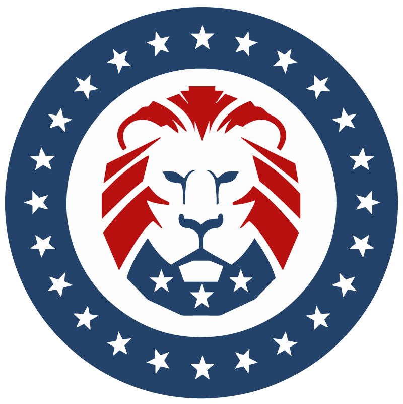 800x801 Lion Guard Lions Of Trump Vector Logo Free Vector Silhouette