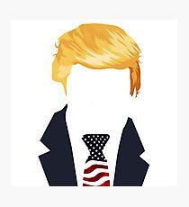 210x230 Trump Silhouette Wall Art Redbubble