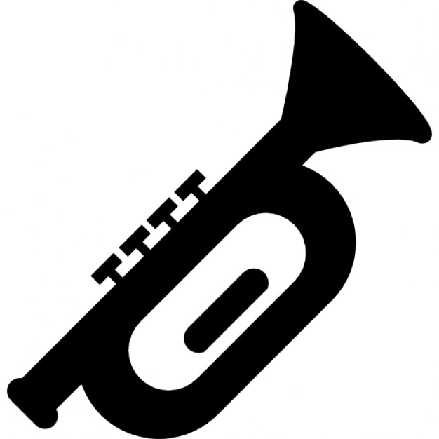 626x626 Trumpet, Ios 7 Interface Symbol Icons Free Download