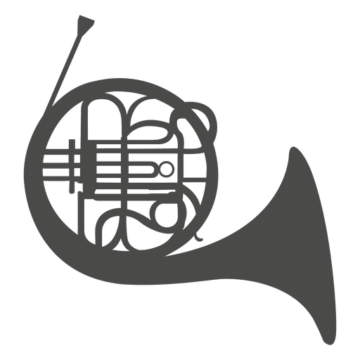512x512 List Of Synonyms And Antonyms Of The Word Mellophone Silhouette