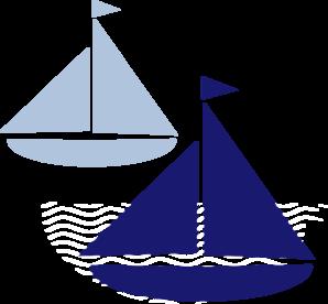 298x276 Sailboat Silhouette Clip Art