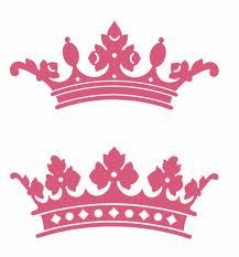 217x233 Princess Crown Silhouette