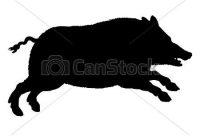 200x140 Lovely Turkey Head Clipart Vector The Black Silhouette