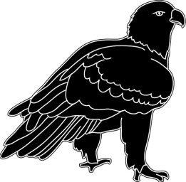 261x256 Bird Silhouettes