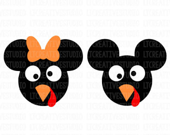 340x270 Turkey Svg Etsy