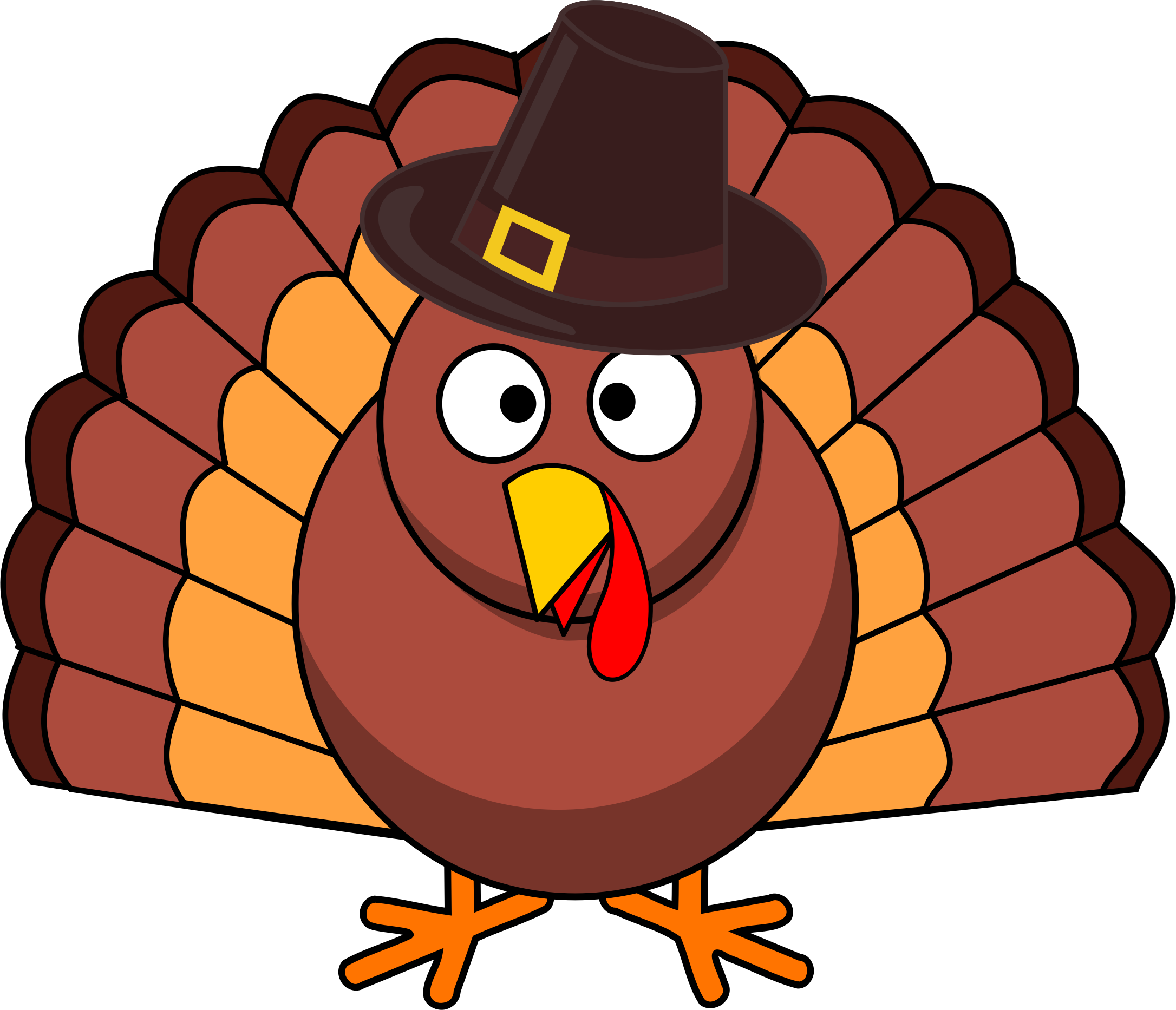 turkey silhouette clipart at getdrawings com free for personal use rh getdrawings com  dancing turkey clip art free