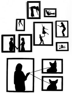 236x305 Vintage Silhouettes Silhouettes, Vintage Pictures And Vintage