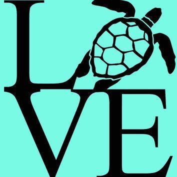 354x354 Shop Turtle Vinyl Decals On Wanelo Cricut Turtle