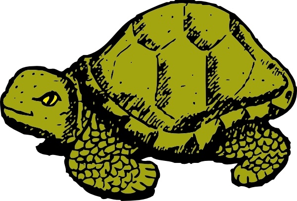 600x406 Tortoise Clip Art Free Vector In Open Office Drawing Svg ( Svg