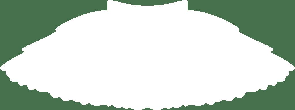 1024x382 Tutu Silhouette By Paperlightbox