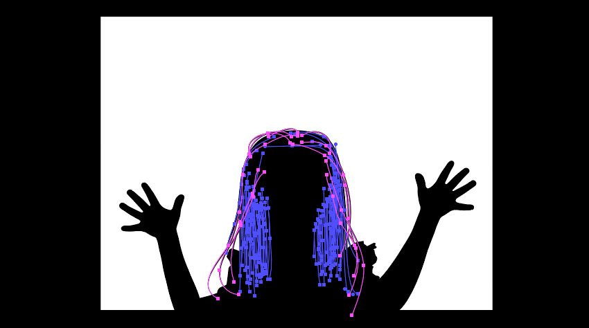 850x474 How To Create A Poltergeist Tv Silhouette Scene In Adobe Illustrator