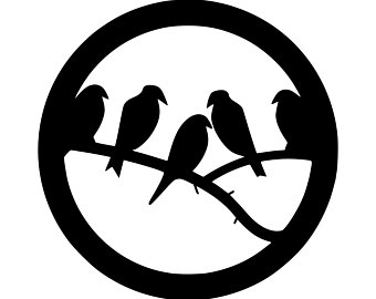 340x270 Png Bird Etsy