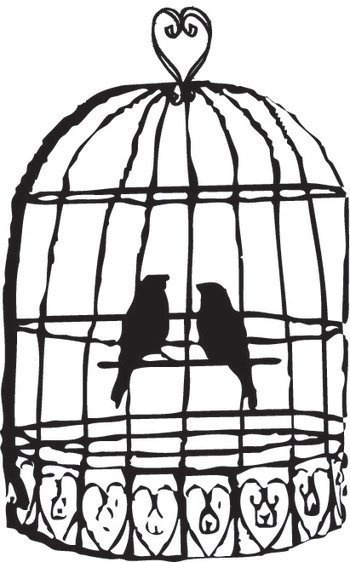 350x562 18 Best Silhouettes Images On Little Birds, Silhouette