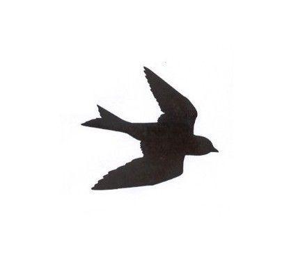 405x380 Drawn Bird Flight Silhouette Clip Art